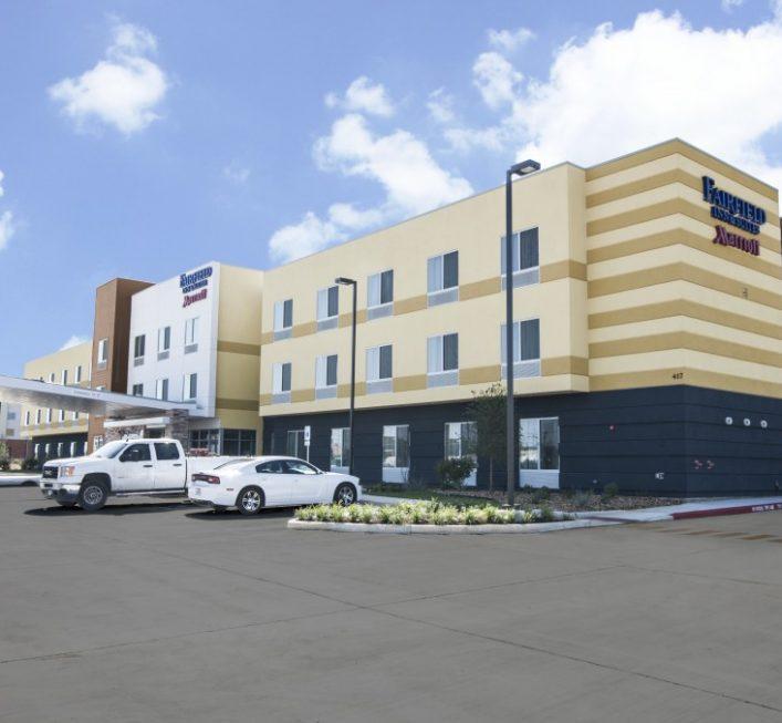 퍼미안 베이슨 호텔 - Permian Basin Hotels