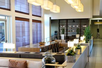 러브필드 공항 알로프트/엘리먼트 호텔 - Aloft and Element Hotel at Love Field Airport