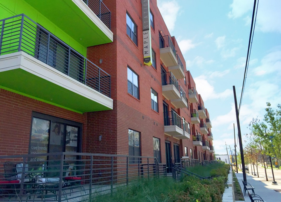 Maple Station Apartments