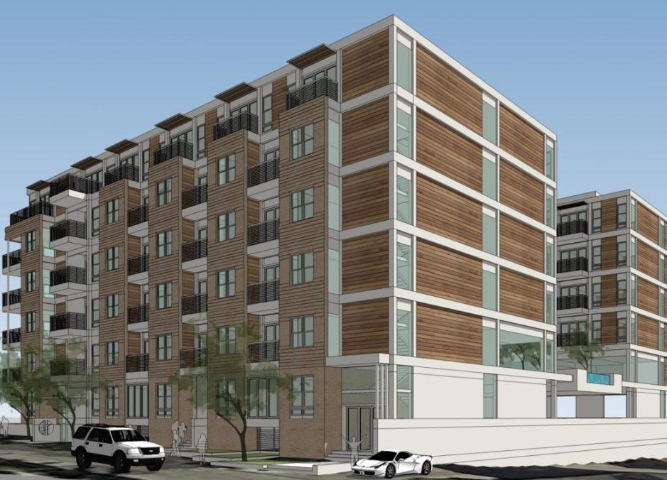 State Thomas Apartments