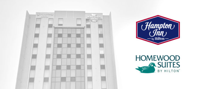 Banner image for Press Release About Dual-Branded Hampton Inn by Hilton and Homewood Suites